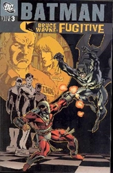 Picture of Batman Bruce Wayne Fugitive Vol 03 SC