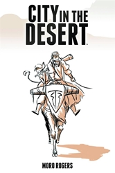 Picture of City In the Desert Vol 01 HC