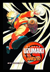 Picture of Art of Naruto Uzumaki HC