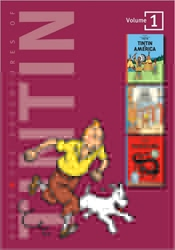 Picture of Adventures of Tintin HC VOL 01