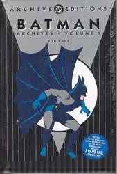 Picture of Batman Archives Vol 01 HC