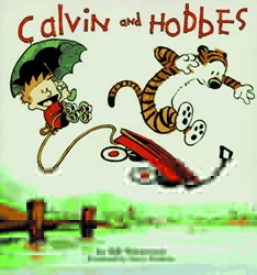 Picture of Calvin and Hobbes SC