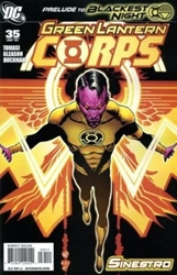 Picture of Green Lantern Corps (2006) #35