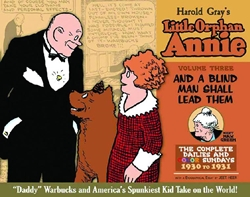 Picture of Complete Little Orphan Annie Dailies Vol 03 HC 1929-1931