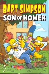 Picture of Bart Simpson Son of Homer GN