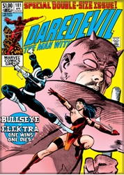 Picture of Daredevil (Marvel) #181 Magnet