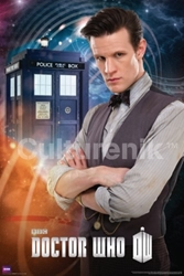 Picture of Dr. Who Matt Smith 11th Doctor Poster