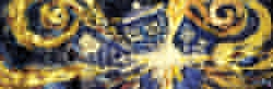 Picture of Dr. Who Exploding Tardis Poster