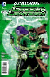 Picture of Green Lantern (2011) #32