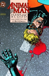 Picture of Animal Man Vol 06 SC Flesh and Blood