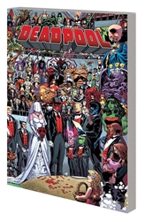Picture of Deadpool Vol 05 SC Wedding of Deadpool