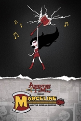 Picture of Adventure Time Marceline and the Scream Queens HC Mathematical Edtion
