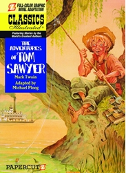Picture of Classics Illustrated Vol 19 HC Tom Sawyer