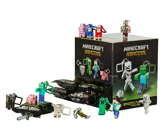 minecrafthangerskeychain