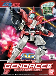 Picture of Gundam AGE #011 Genoace II 1/44 Scale Model Kit