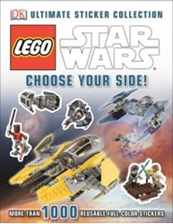 Picture of LEGO Star Wars Choose Your Side! Ultimate Sticker Collection