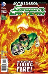 Picture of Green Lantern (2011) #33