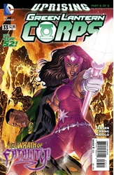 Picture of Green Lantern Corps (2011) #33