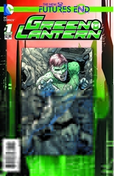 Picture of Green Lantern Futures End #1 Standard Cover