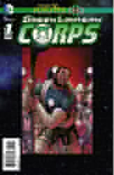 Picture of Green Lantern Corps Futures End #1 Standard Cover