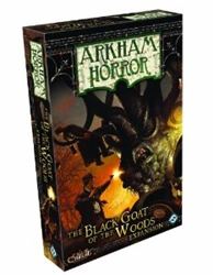 Picture of Arkham Horror Black Goat of the Woods Expansion