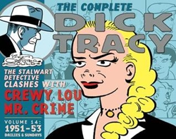 Picture of Complete Chester Goulds Dick Tracy Vol 14 HC 1951-1953