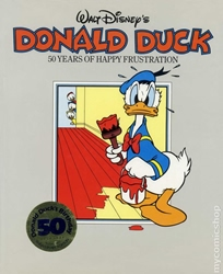 Picture of Donald Duck 50 Years of Happy Frustration HC