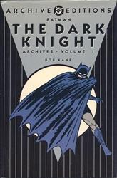 Picture of Batman Dark Knight Archives Vol 01 HC