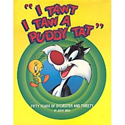 Picture of Warner Bros I Tawt I Taw a Puddy Tat 50 Years of Sylvester and Tweety HC