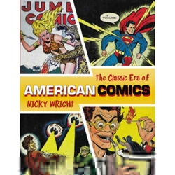 Picture of Classic Era of American Comics HC