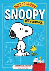 Picture of Build-Your-Own Snoopy and Woodstock