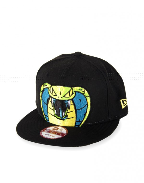3887926538f Bedrock City Comic Company. Tokidoki Fang It 9Fifty Snapback Cap