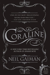 Picture of Neil Gaiman Coraline Paperback