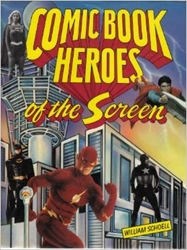 Picture of Comic Book Heroes of the Screen HC