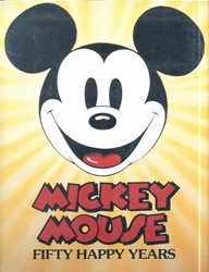 Picture of Mickey Mouse Fifty Happy Years