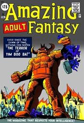 Picture of Amazing Fantasy Omnibus Vol 01 HC