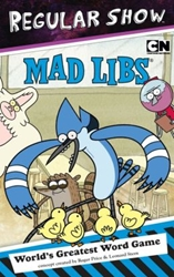 Picture of Regular Show Mad Libs