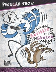Picture of Regular Show Scribble and Sketch