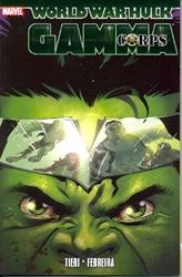 Picture of Hulk World War Hulk SC Gamma Corps