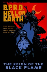 Picture of Bprd Hell On Earth TP VOL 09 Reign of Black Flame
