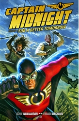 Picture of Captain Midnight Vol 03 SC Better Tomorrow