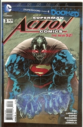 Picture of Action Comics (2011) Annual #3