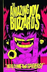 Picture of Amazing Joy Buzzards TP VOL 01 Here Come the Spiders