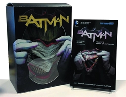 Picture of Batman (2011) HC VOL 03 Death of the Family and Joker Mask Set