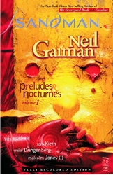 Picture of Sandman TP VOL 01 Preludes and Nocturnes New Edition