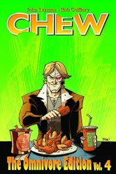 Picture of Chew Omnivore Vol 04 HC