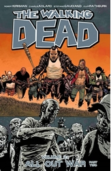 Picture of Walking Dead Vol 21 SC All Out War Part 2