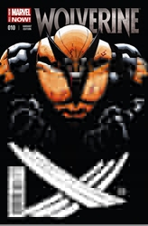 Picture of Wolverine #10 Stegman Variant