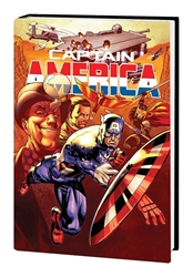 Picture of Captain America Vol 04 HC Iron Nail