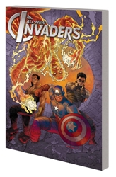 Picture of All-New Invaders TP VOL 01 Gods & Soldiers